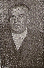 Image of Juan Talega published in the newspaper Arunci on 8 September 1956 and generously provided by Luis Javier Vázquez Morilla